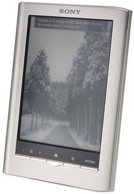 Обзор Sony Reader PRS-350 Pocket Edition