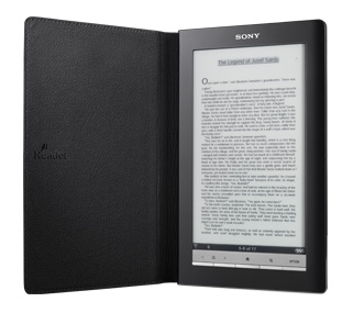 Sony Reader PRS 900 Daily Edition